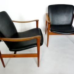 Saarinen Grasshopper Lounge Chair Folding Replacement Feet Fredrik Kayser Rosewood Chairs At 1stdibs