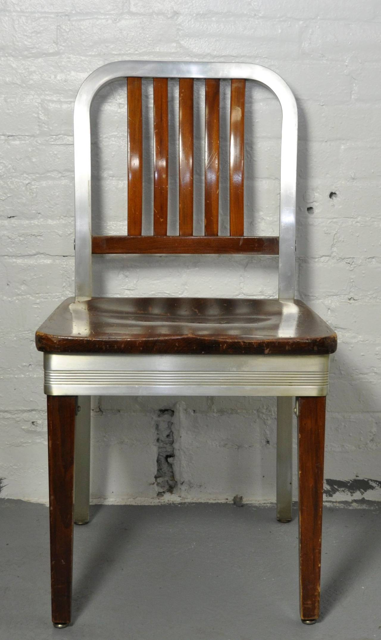 shaw walker chair stool combo chairs at 1stdibs