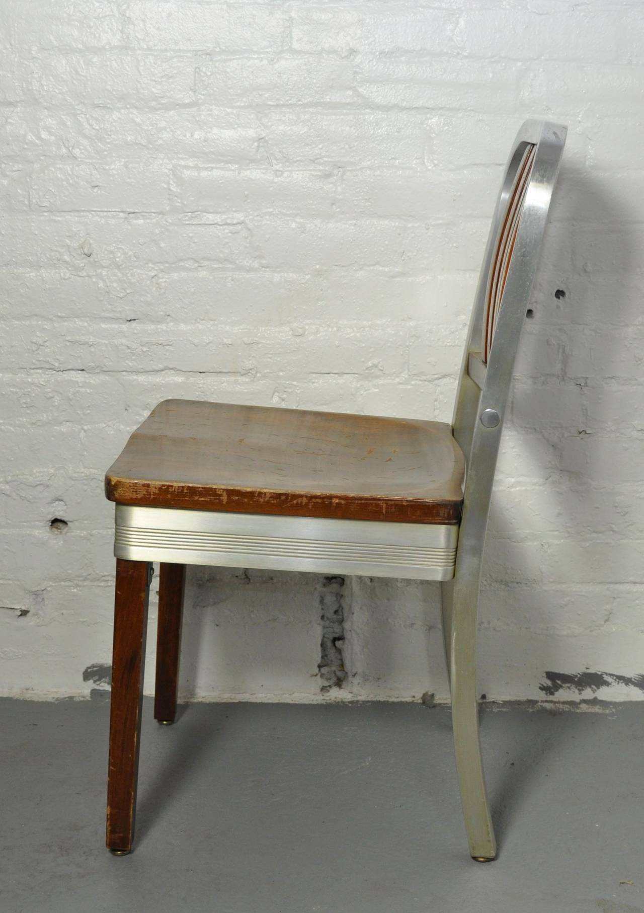 shaw walker chair wooden high designs chairs at 1stdibs