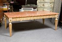 Italian Mid-Century Neoclassical Coffee Table For Sale at ...