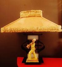 1940s Lamp at 1stdibs