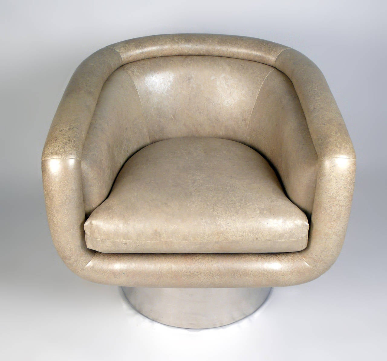 swivel chair leons liberty 312 power leon rosen chairs for pace at 1stdibs