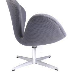Arne Jacobsen Swan Chair Purple Velvet Dining Chairs Lounge For Fritz Hansen At 1stdibs