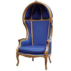 Throne Chair For Sale Covers Rentals Toronto 19th Century French Walnut Hall Porters At
