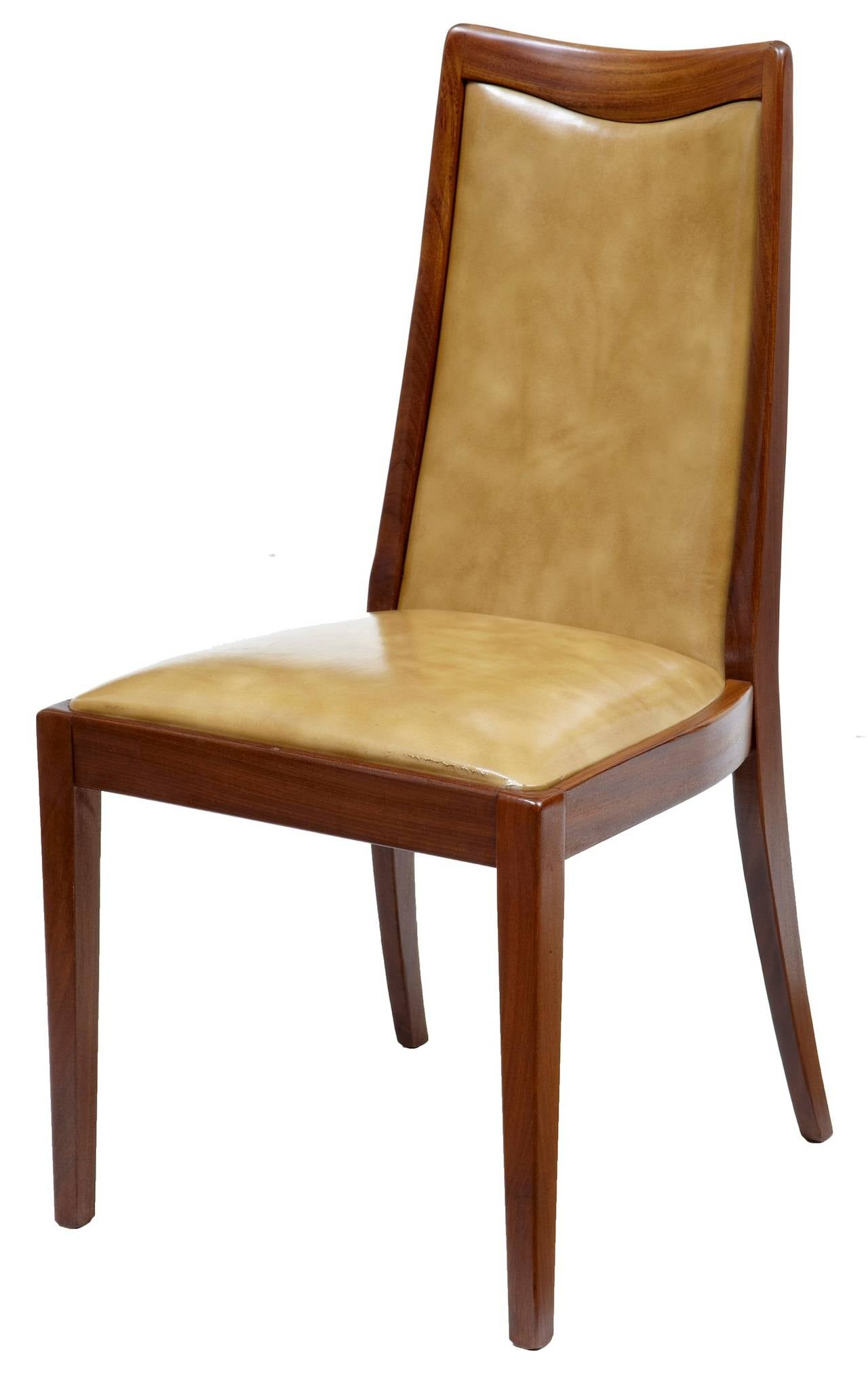Retro Dining Chair Set Of Eight 1960s Teak Retro G Plan Dining Chairs At 1stdibs