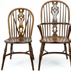 Dining Set With 8 Chairs Office Chair Mat 45 X 60 Of Ash And Elm Windsor At 1stdibs