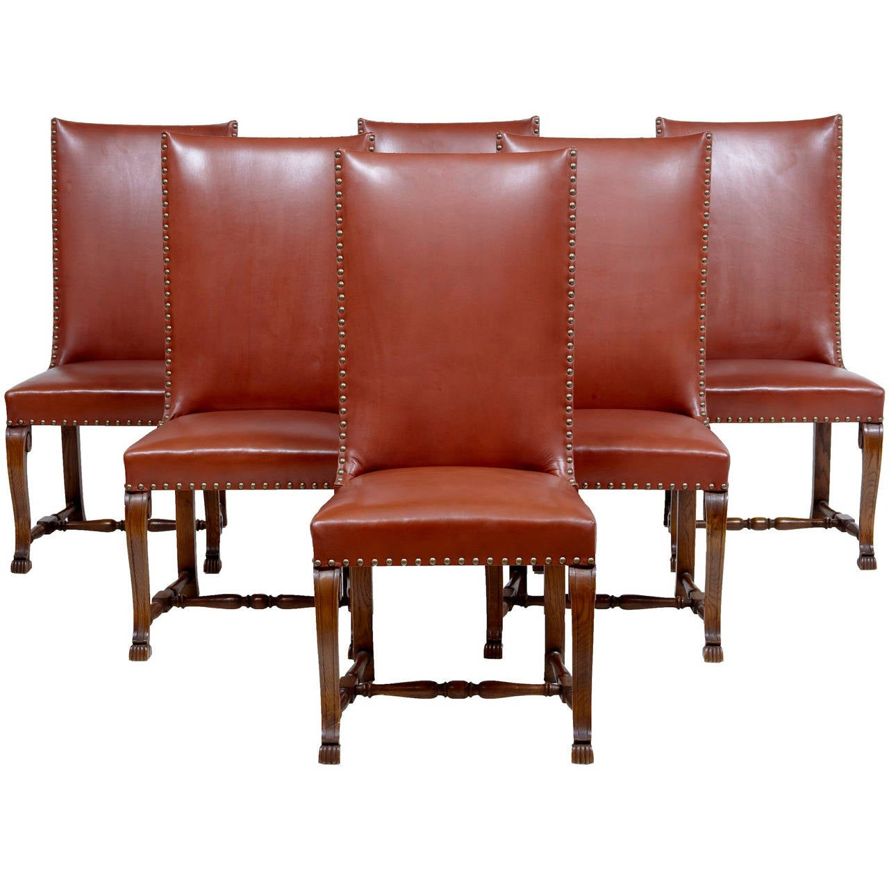 oak dining set 6 chairs plastic chair covers for sale unusual of walnut and art deco highback
