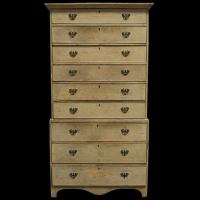 Oversized Linens Chest of Drawers at 1stdibs
