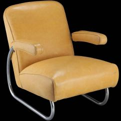 Yellow Chairs For Sale Folding Junior Chair Leather Chrome Lounge At 1stdibs