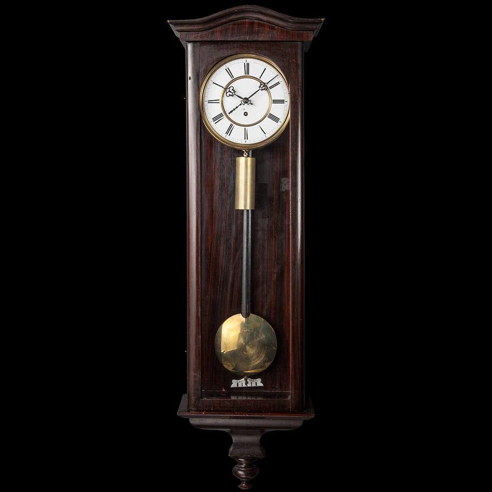 Vienna Regulator Clock For Sale At 1stdibs