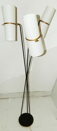 Lunel French Floor Lamp at 1stdibs