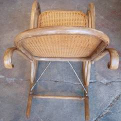Bentwood Cane Seat Chairs Red Chair Nwpa Ibu Thonet And Caned Rocking For Sale At 1stdibs