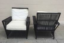 Sunbrella Wicker Patio Furniture
