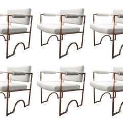 Oakland Raiders Chair Yellow Chairs For Sale Set Of Six Armchairs By Charles Hollis Jones