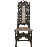 Early Baroque Chair For Sale at 1stdibs