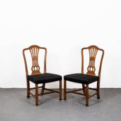 Set Of Six Dining Chairs For Sale Unusual Lounge Mahogany At 1stdibs