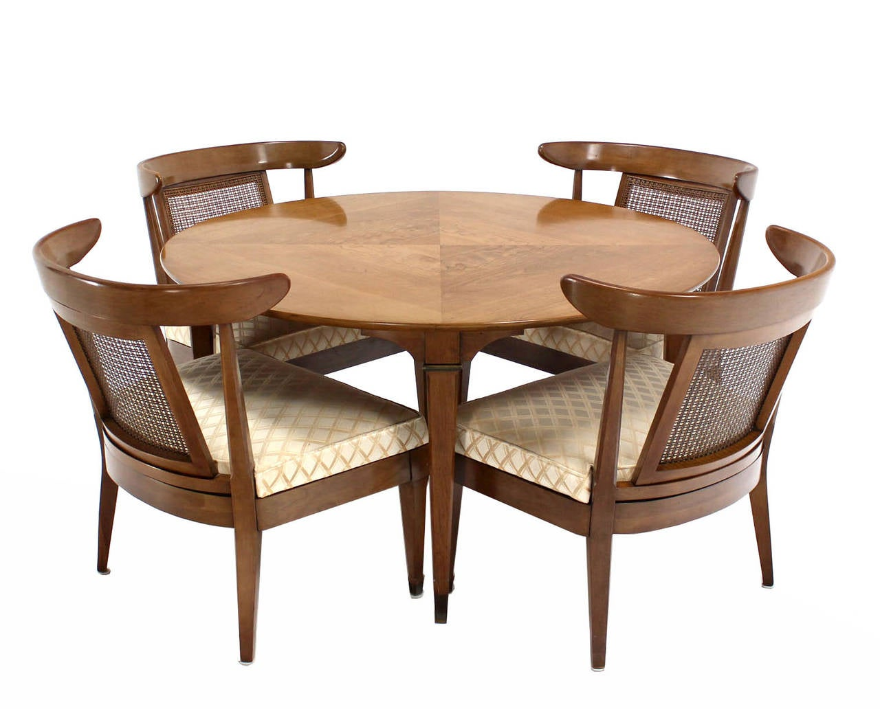 modern tables and chairs ikea adirondack mid century bridge game table with four set