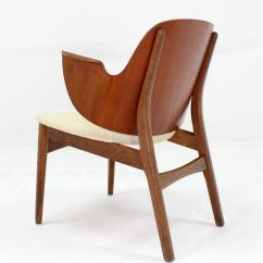 Mid Century Barrel Dining Chair Teen Bedroom Chairs Modern Molded Plywood Back Armchair New