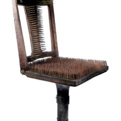 Hickory Chair Louis Xvi Inflatable Canadian Tire Side Architecture Home Design Of Nails The Worlds Most Uncomfortable At