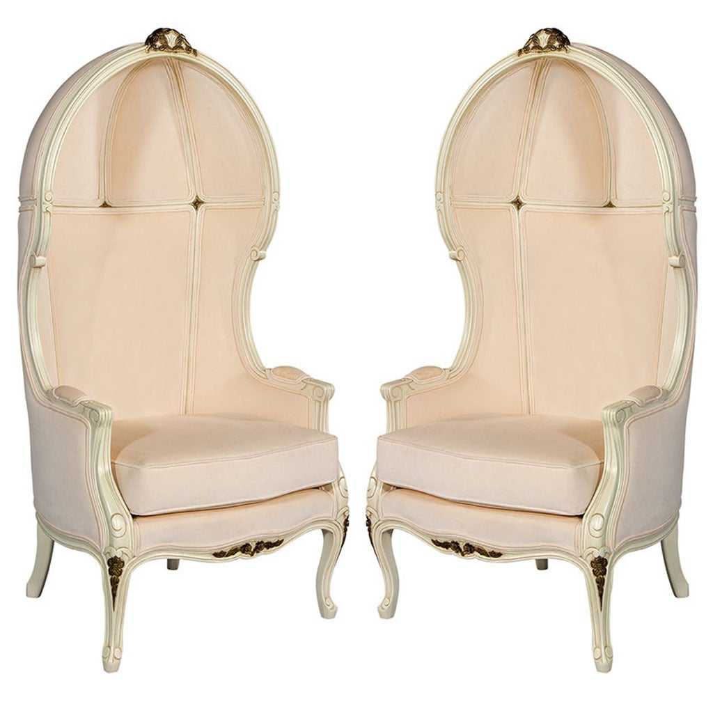 Porter Chair Louis Xv Style Porters Chairs For Sale At 1stdibs