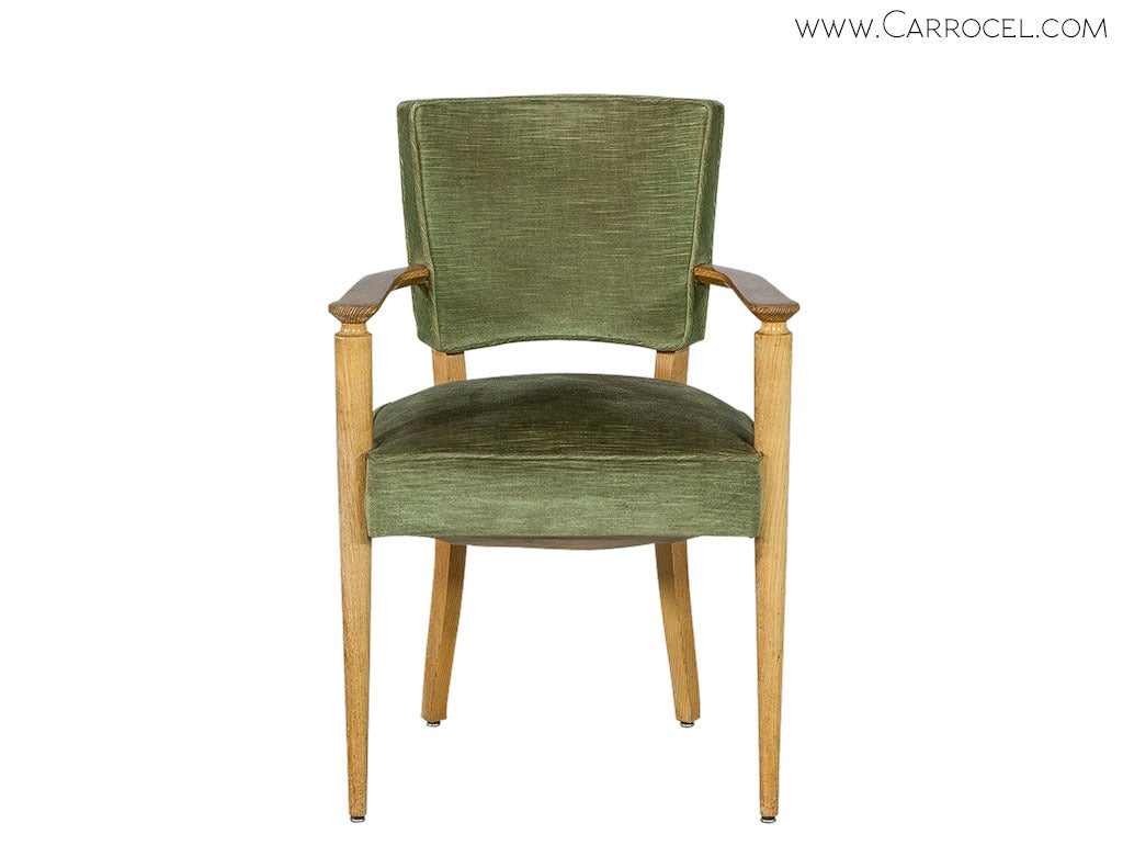 art deco kitchen chairs gothic for sale set of four antique dining at 1stdibs