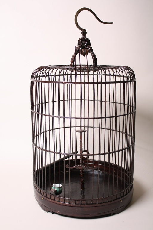 Chinese Bird Cage For Sale At 1stdibs