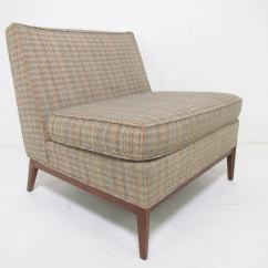 Modern Slipper Chair Outdoor Hanging Egg Australia Mid Century Lounge By Paul Mccobb At