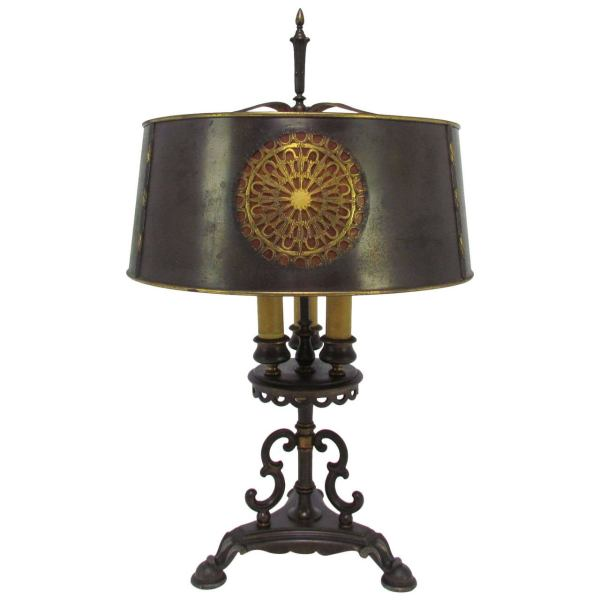 Spanish Colonial Revival Table Lamp Mutual Sunset