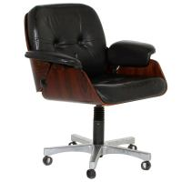 Antique Leather Office Chair | Antique Furniture