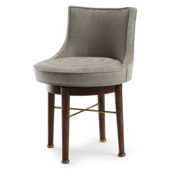 Swivel Vanity Chair Cheap Chairs For Soccer Games Swiveling By Edward Wormley Sale At 1stdibs