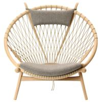 The Circle Chair by Hans J. Wegner For Sale at 1stdibs
