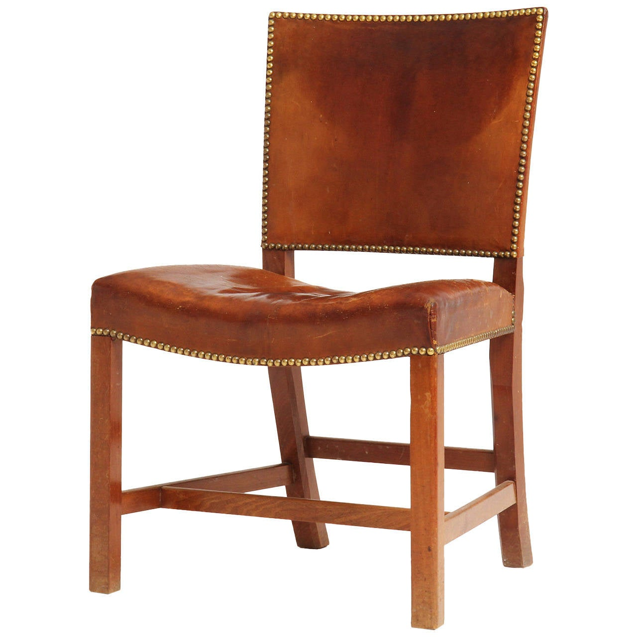 barcelona chair used prima pappa best high by kaare klint for sale at 1stdibs