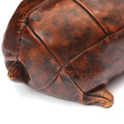 Nubuck Leather Sofa Covers Couches Tortoise At 1stdibs