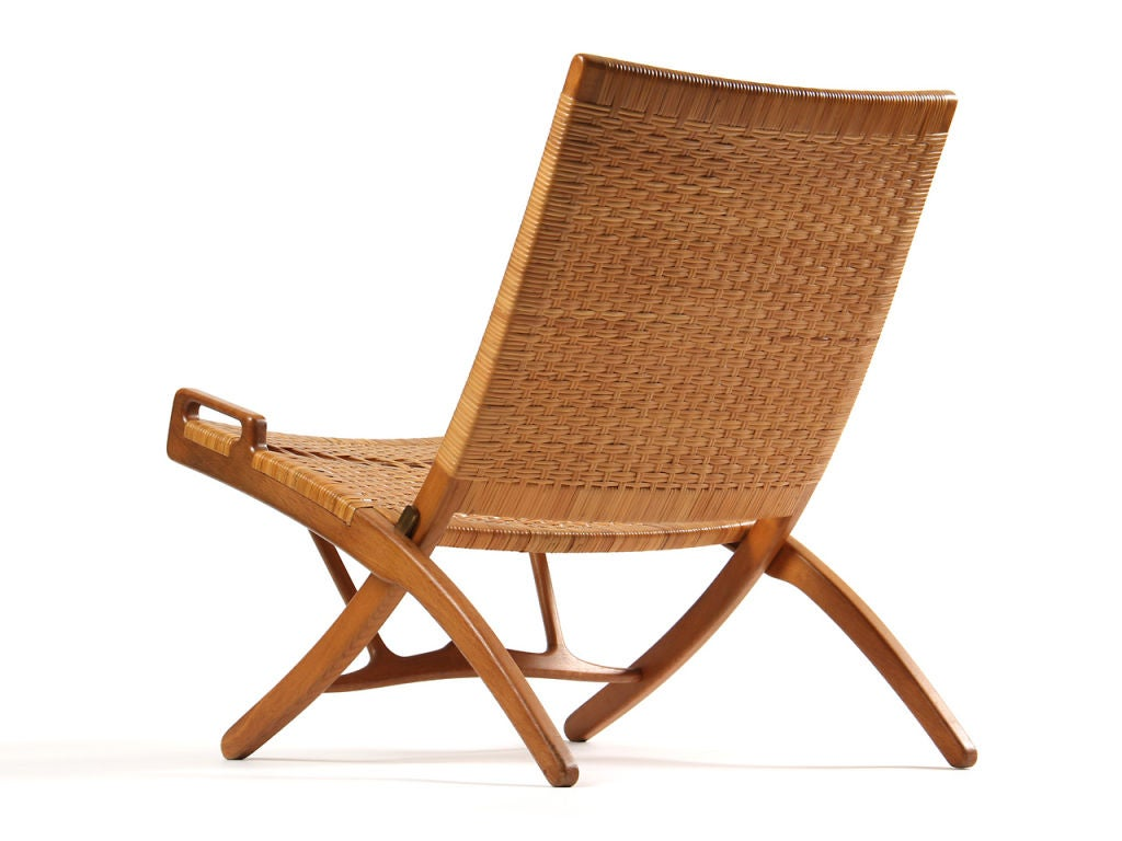 Hans Wegner Folding Chair Folding Chair By Hans Wegner For Sale At 1stdibs