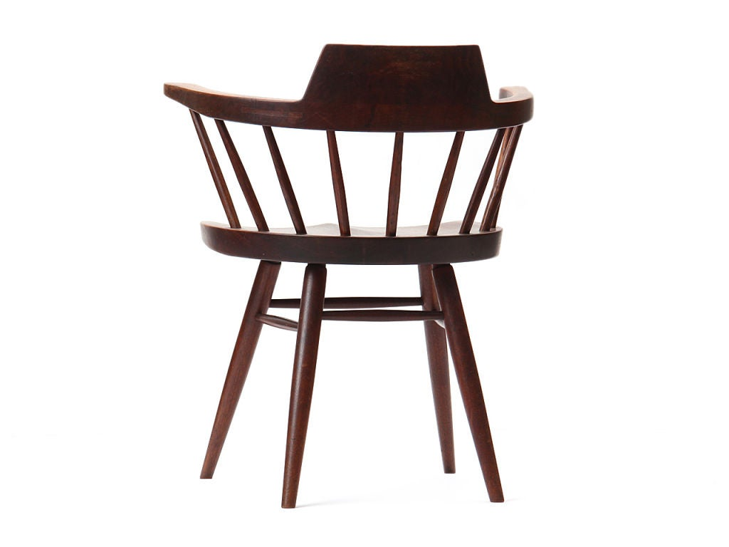 captains chair affordable office chairs johannesburg captain 39s by george nakashima for sale at 1stdibs