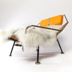 Flag Halyard Chair Wooden Chairs By Hans Wegner Circa 1952 At 1stdibs