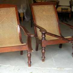British Colonial Chair Desk High Back A Pair Of Rare And Exquisite Planter S Chairs At Anglo Indian