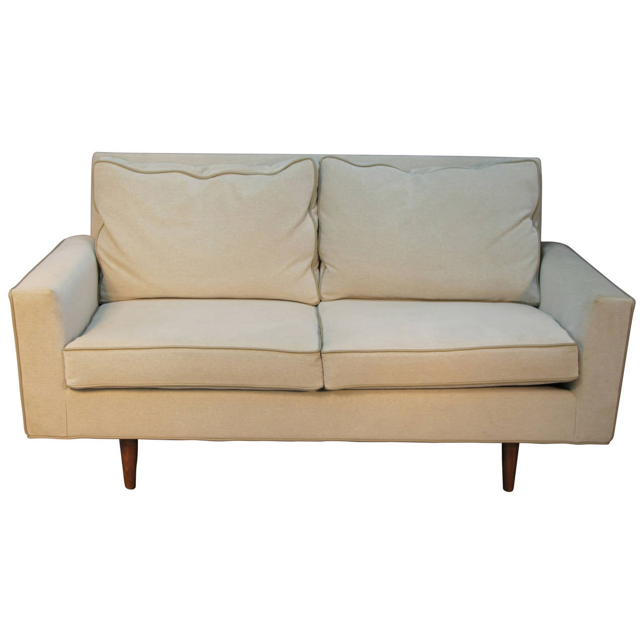 blue sofa white piping cheap online usa with contemporary fabric sectional