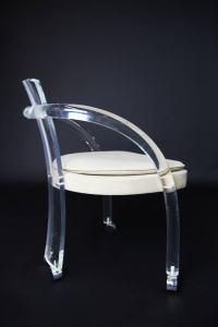 Lucite Chairs - yuradio1