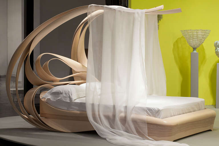 Joseph Walsh Enignum Canopy Bed IRE 2013 At 1stdibs