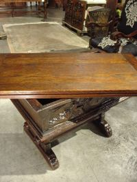17th Century French Money Changer Table at 1stdibs