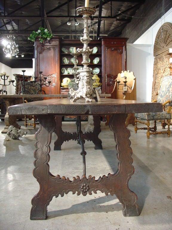 Beautiful Antique Spanish (Catalan) Table