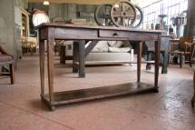 Antique French Farmhouse Server Table 1stdibs