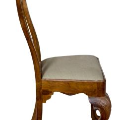 Feet For Chairs Posture Chair In Office Pair Of Carved Chippendale Ball And Claw Side