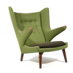 Papa Bear Chair Newport Rocking Hans Wegner For Sale At 1stdibs