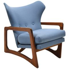 Adrian Pearsall Lounge Chair Revolving Repair In Coimbatore Wingback By Craft Associates