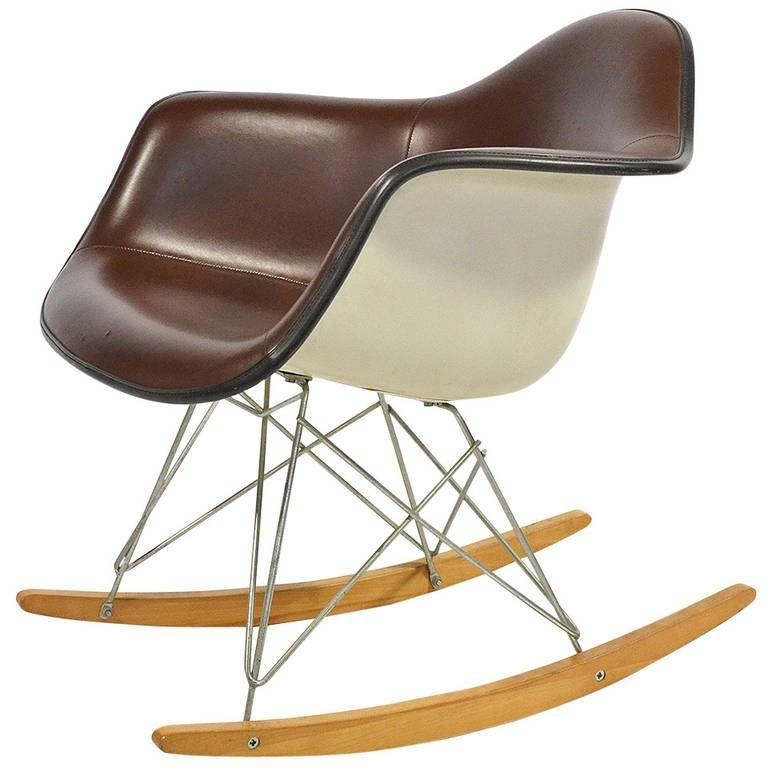 baby rocker chair ergonomic desk eames rar by herman miller for sale at 1stdibs