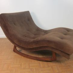 Adrian Pearsall Rocking Chair Seat Covers For Dining Room Chairs Sculptural Double Wide Chaise