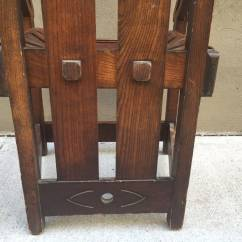 Mission Chairs For Sale Folding Chair With Tablet Arm Pair Of High Back In The Style Charles
