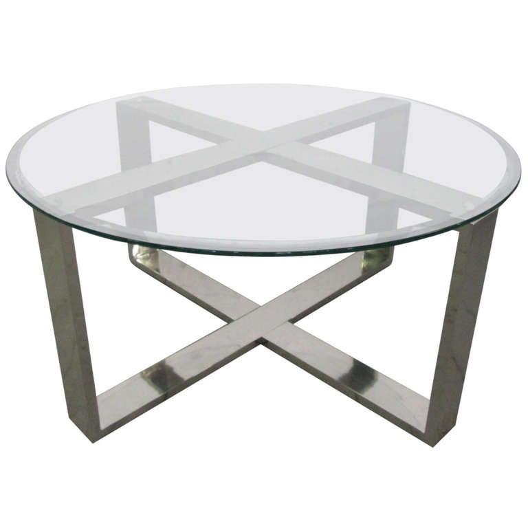 X Base Table Coffee